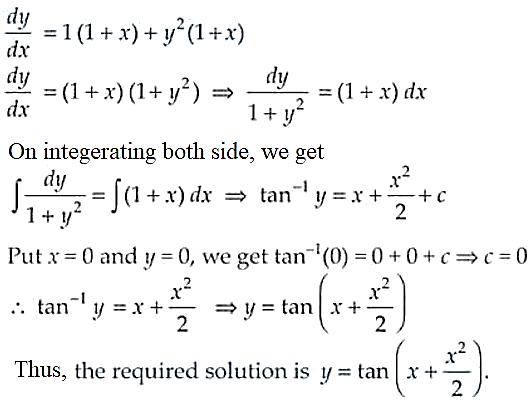 NCERT Exemplar Solutions Class 12 Mathematics Chapter 9 - 16