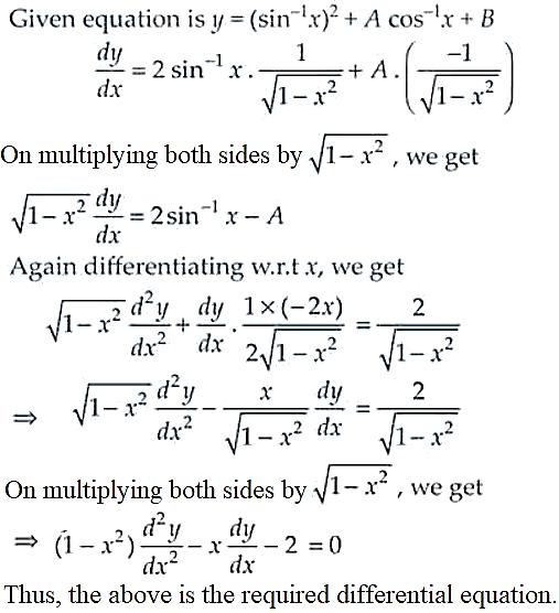 NCERT Exemplar Solutions Class 12 Mathematics Chapter 9 - 23