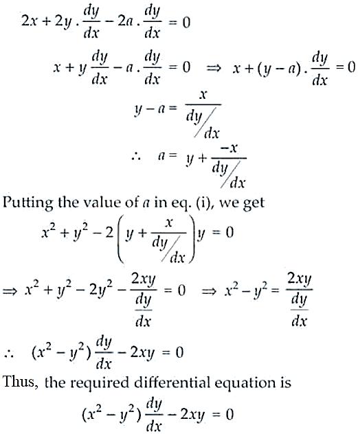 NCERT Exemplar Solutions Class 12 Mathematics Chapter 9 - 25