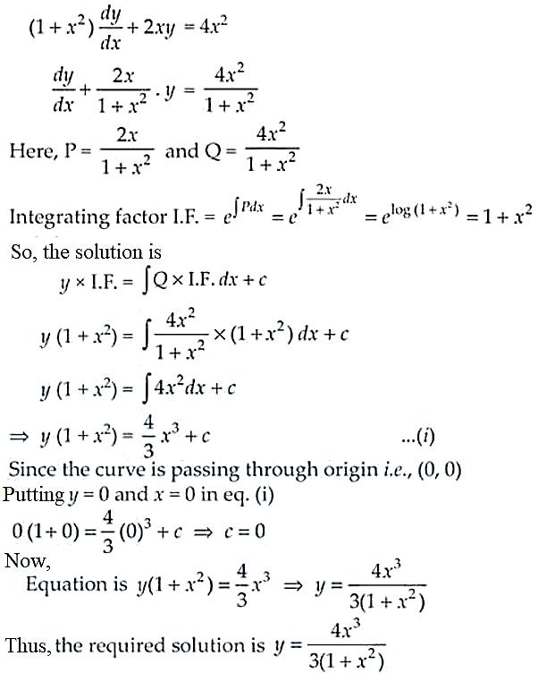 NCERT Exemplar Solutions Class 12 Mathematics Chapter 9 - 28