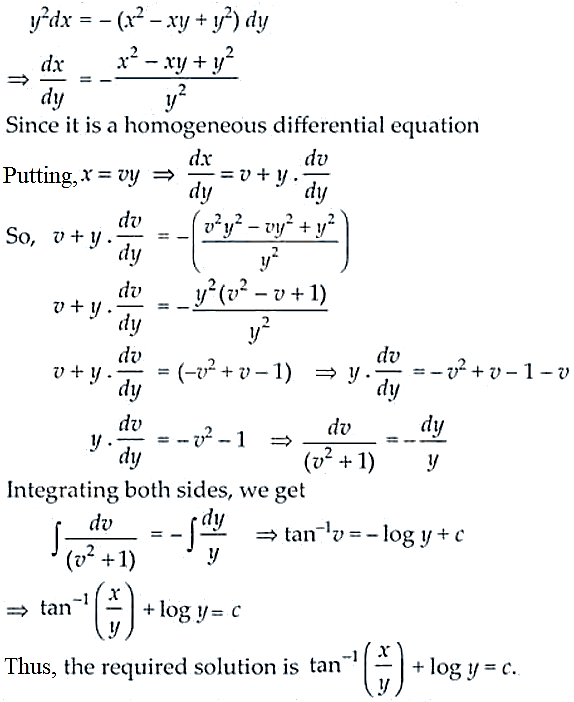 NCERT Exemplar Solutions Class 12 Mathematics Chapter 9 - 34