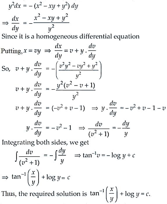 NCERT Exemplar Solutions Class 12 Mathematics Chapter 9 - 35