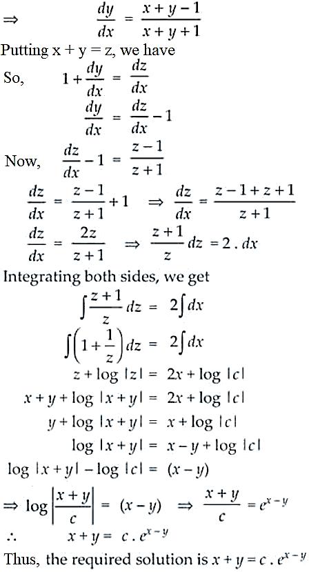 NCERT Exemplar Solutions Class 12 Mathematics Chapter 9 - 37