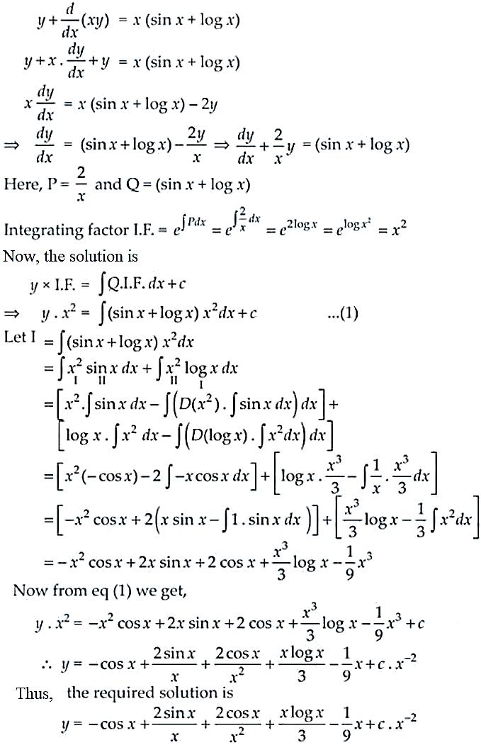 NCERT Exemplar Solutions Class 12 Mathematics Chapter 9 - 45