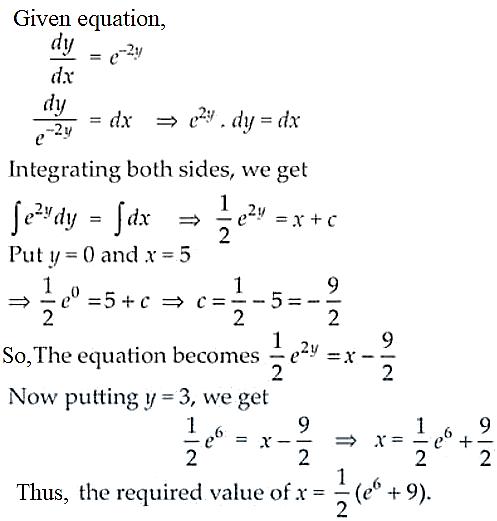 NCERT Exemplar Solutions Class 12 Mathematics Chapter 9 - 5
