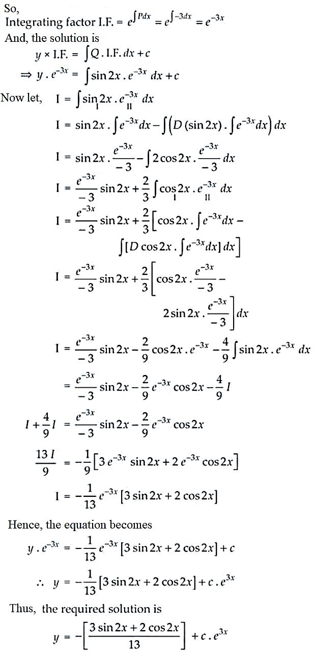 NCERT Exemplar Solutions Class 12 Mathematics Chapter 9 - 52