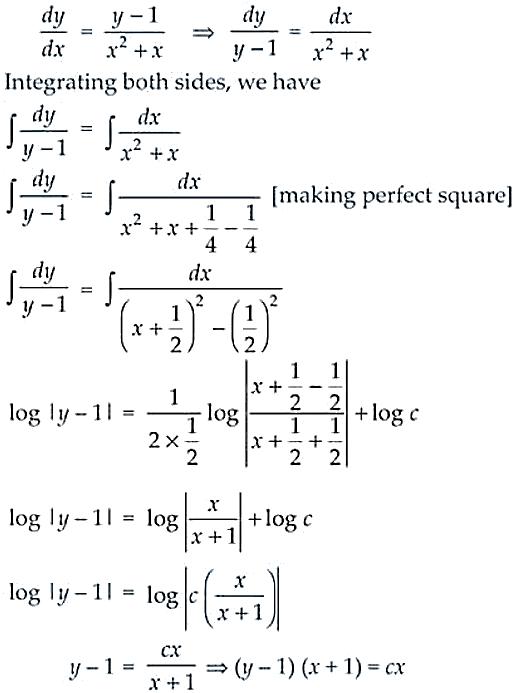 NCERT Exemplar Solutions Class 12 Mathematics Chapter 9 - 56
