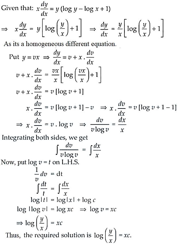 NCERT Exemplar Solutions Class 12 Mathematics Chapter 9 - 62