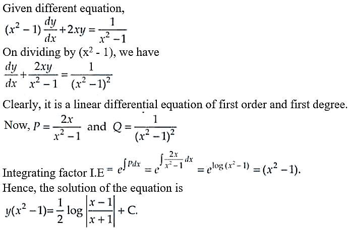 NCERT Exemplar Solutions Class 12 Mathematics Chapter 9 - 7