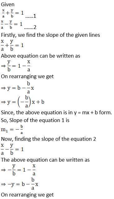 NCERT Exemplar Solutions for Class 11 Maths Chapter 10 - Image 11