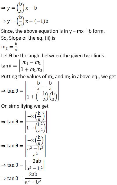 NCERT Exemplar Solutions for Class 11 Maths Chapter 10 - Image 12