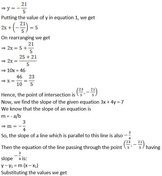 NCERT Exemplar Solutions for Class 11 Maths Chapter 10 - Image 14