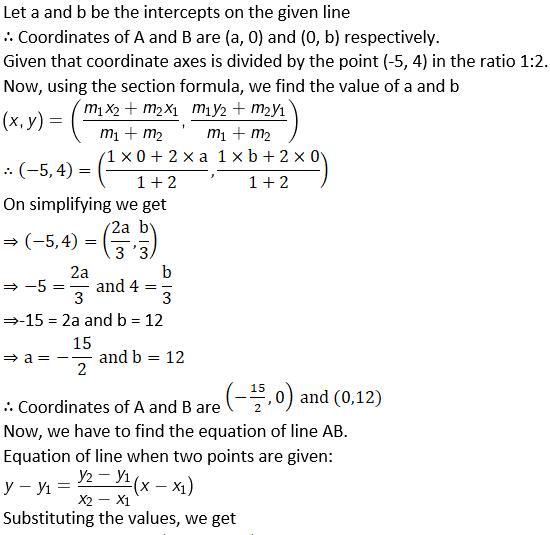 NCERT Exemplar Solutions for Class 11 Maths Chapter 10 - Image 19