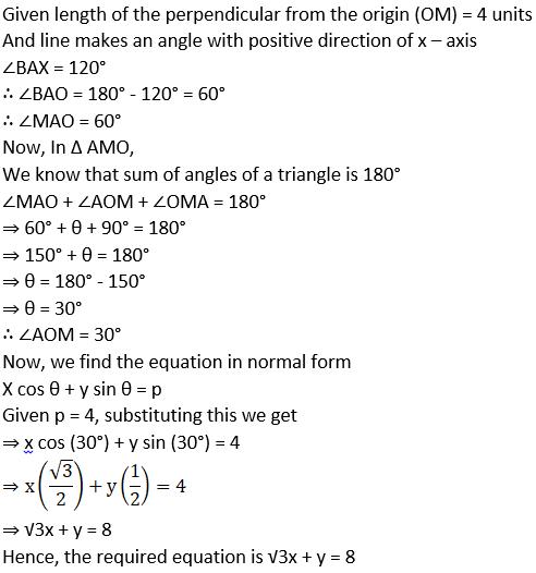 NCERT Exemplar Solutions for Class 11 Maths Chapter 10 - Image 22