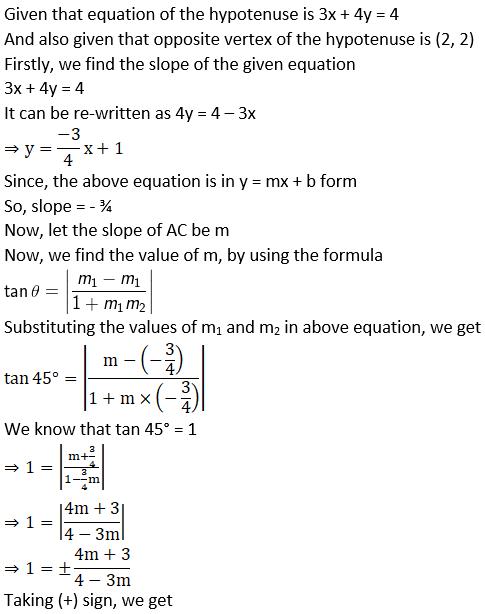 NCERT Exemplar Solutions for Class 11 Maths Chapter 10 - Image 24
