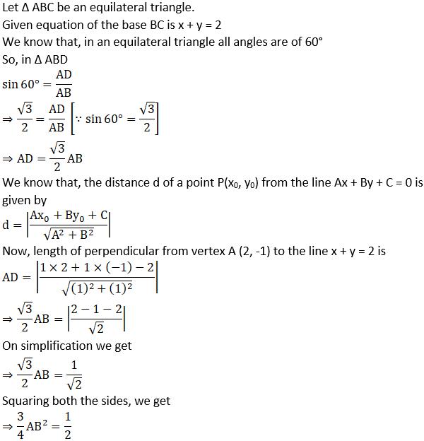 NCERT Exemplar Solutions for Class 11 Maths Chapter 10 - Image 28