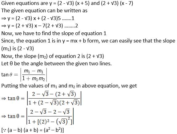 NCERT Exemplar Solutions for Class 11 Maths Chapter 10 - Image 4