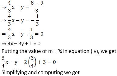 NCERT Exemplar Solutions for Class 11 Maths Chapter 10 - Image 42