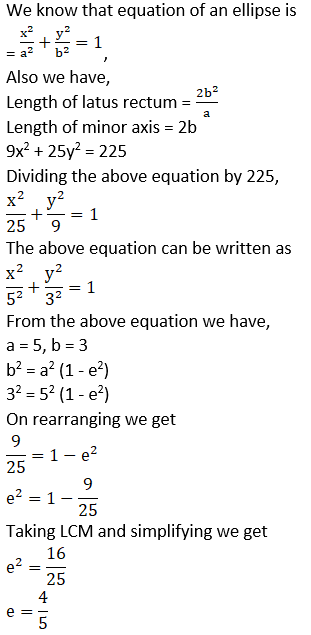 NCERT Exemplar Solutions for Class 11 Maths Chapter 11 - Image 12