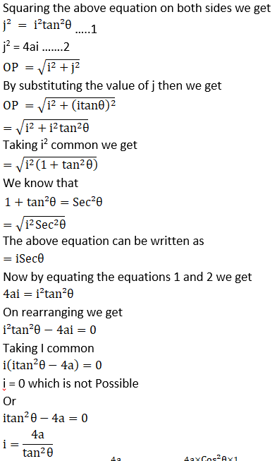 NCERT Exemplar Solutions for Class 11 Maths Chapter 11 - Image 21