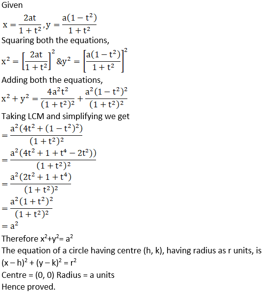 NCERT Exemplar Solutions for Class 11 Maths Chapter 11 - Image 3