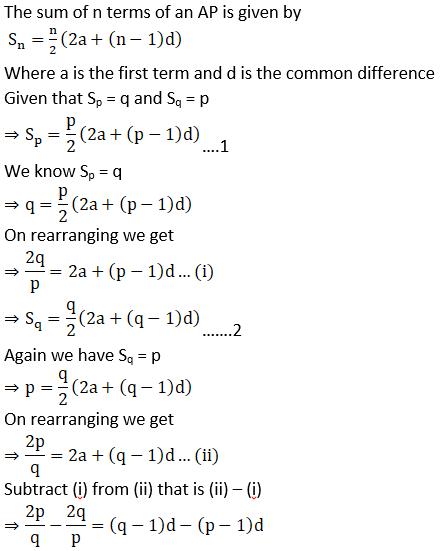 NCERT Exemplar Solutions for Class 11 Maths Chapter 9 - Image 22