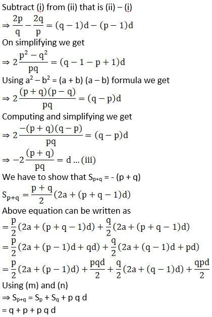 NCERT Exemplar Solutions for Class 11 Maths Chapter 9 - Image 23