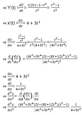 Parametric Derivative Equations Example