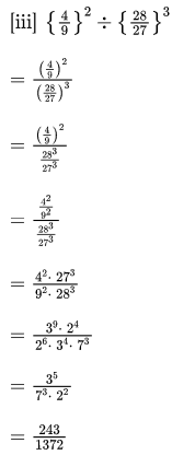 RBSE Class 8 Maths Solutions Chapter 3 Question Number 9 : Answer 3