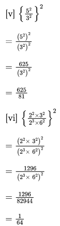 RBSE Class 8 Maths Solutions Chapter 3 Question Number 9 : Answers 5 & 6