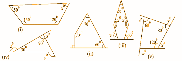 RBSE Class 8 Maths Solutions Chapter 6 Exercise 6.1 Question Number 4