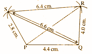 RBSE Class 8 Maths Solutions Chapter 7 Exercise 7.1 Question Number 5