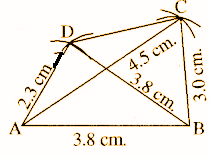 RBSE Class 8 Maths Solutions Chapter 7 Exercise 7.2 Question Number 2