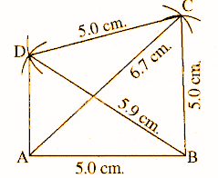 RBSE Class 8 Maths Solutions Chapter 7 Exercise 7.2 Question Number 4