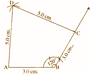 RBSE Class 8 Maths Solutions Chapter 7 Exercise 7.3 Question Number 1