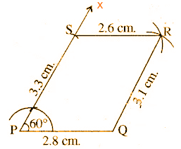 RBSE Class 8 Maths Solutions Chapter 7 Exercise 7.3 Question Number 2