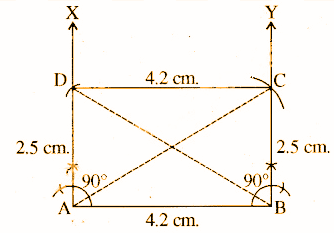 RBSE Class 8 Maths Solutions Chapter 7 Exercise 7.3 Question Number 3