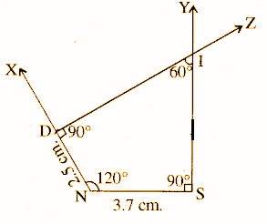 RBSE Class 8 Maths Solutions Chapter 7 Exercise 7.5 Question Number 4