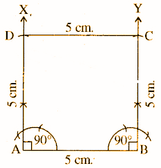 RBSE Class 8 Maths Solutions Chapter 7 Exercise 7.6 Question Number 1:subpart [i]