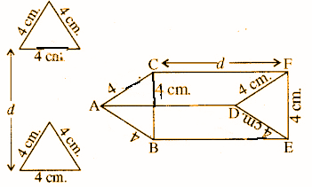 RBSE Class 8 Maths Solutions Chapter 8 Exercise 8.1 Question Number 3