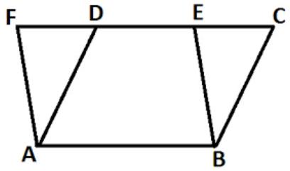 RBSE class 9 maths chapter 10 imp que 1 (v)