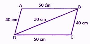 RBSE class 9 maths chapter 11 imp que 12 sol