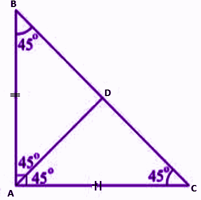 RBSE Class 9 Maths chapter 7 important Q15 solution