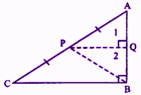 RBSE Class 9 Maths chapter 7 important Q19 solution