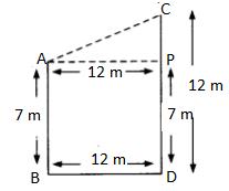RBSE class 9 maths chapter 9 imp que 10 sol