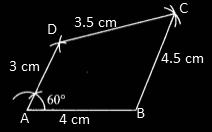 RBSE class 9 maths chapter 9 imp que 22 sol