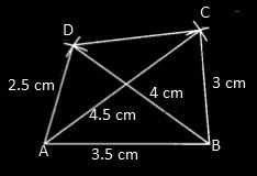 RBSE class 9 maths chapter 9 imp que 23 sol