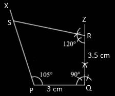 RBSE class 9 maths chapter 9 imp que 25 sol