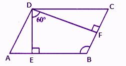 RBSE Class 9 Maths chapter 9 imp que 7 sol