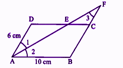 RBSE class 9 maths chapter 9 important Q8 sol